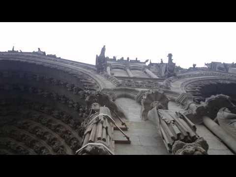 Notre-Dame D'Amiens - gargoyle's water