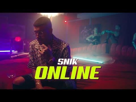 SNIK - ONLINE (Official Music Video)
