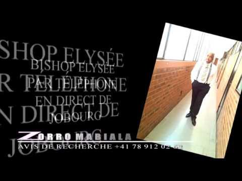 BISHOP ELYSEE – IL FAUT EN FINIR AVEC JOSEPH KABILA,L'ENNEMI DE LA PAIX EN RDC