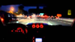 STi Night Drive