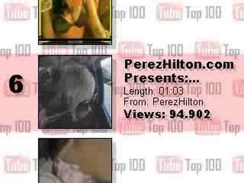 YouTube Top 10 - July 17, 2007