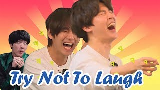 Video BTS Funny Moments 2018 Try Not To Laugh Challenge [M] MP3, 3GP, MP4, WEBM, AVI, FLV Januari 2019