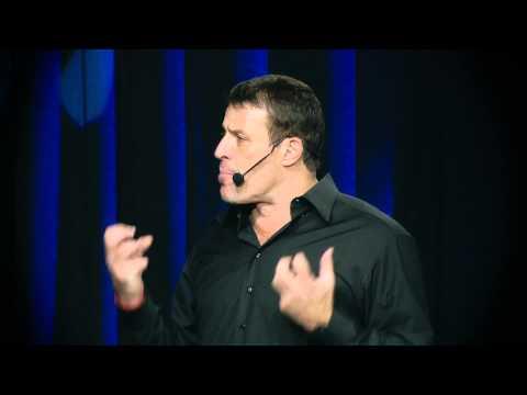 טוני רובינס - 3 רמות לשליטה עסקית