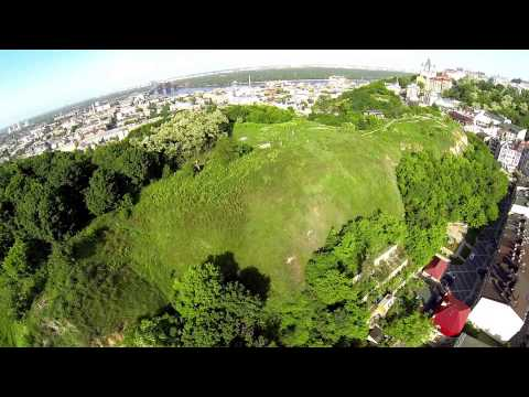 Київ Drone Video