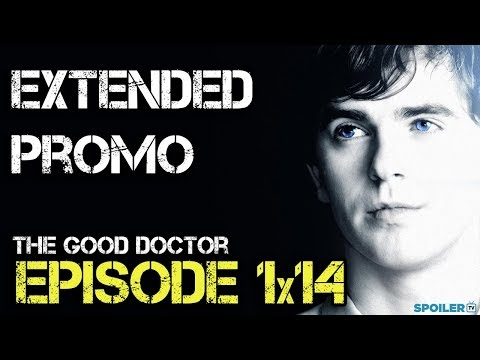 "The Good Doctor 1x14 Extended Promo ""She"" Season 1 Episode 14"