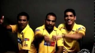 Chennai Super Kings YouTube video