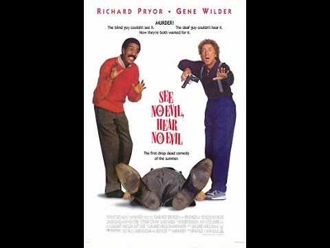 WATCH THIS !! Ep1- Movie Reviews - See No Evil, Hear No Evil (1989) Richard Pryor / Gene Wilder