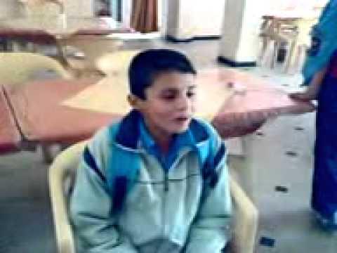 صوت عراقي لطفل ديري