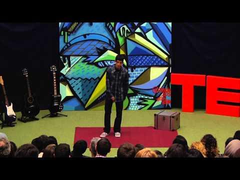 Building a community skate park | Juan Dunn | TEDxYouth@Houston