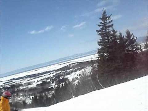 Romane film notre première descente (видео)