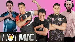 MLG Hot Mic with JKap, Censor, Wuskinz & Methodz | CWL Pro League | Stage 2 | Week 8