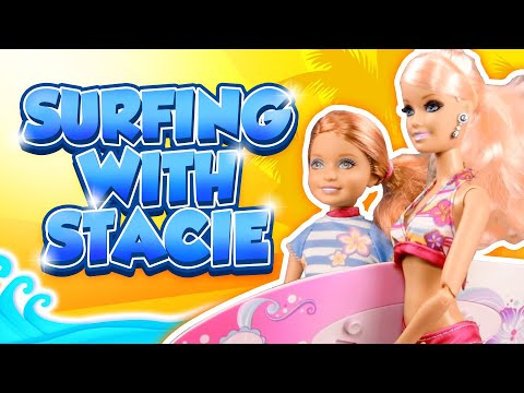 Barbie - Surfing with Stacie | Ep.14