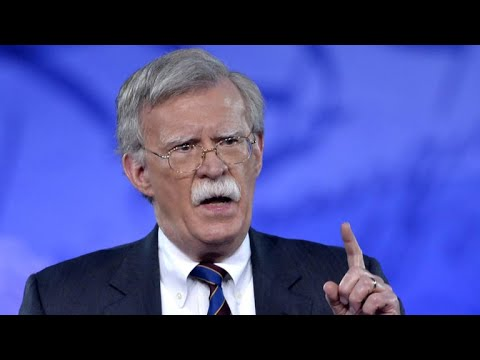 Trump names Bolton as replacement for McMaster and more political headlines