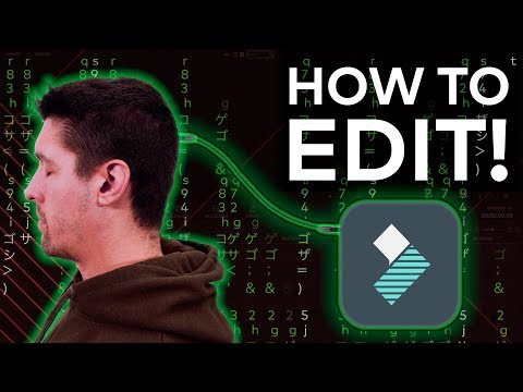 HOW TO EDIT VIDEOS -- Complete Beginner's Guide 2018!