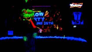Rocky Mountain House (AB) Canada  city photos : Glow party The Rack Rocky Mountain House AB Canada