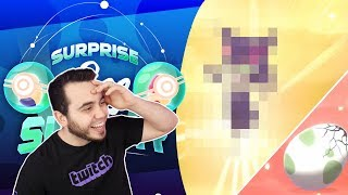 SURPRISE EGG is BACK! New HA's and More! Surprise Egg Sunday! Pokemon Sword and Shield by aDrive