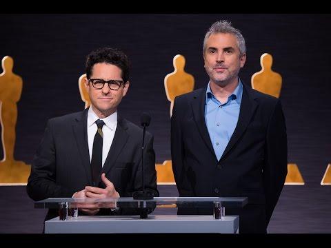 The Oscar's!
