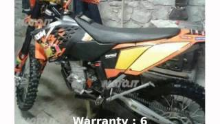 3. 2008 KTM EXC 450 Racing Specification, Info