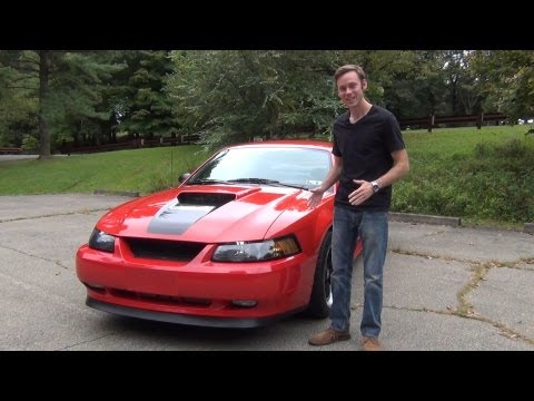 2002 - I do a review of this 2002 Ford Mustang GT with a Flowmaster Exhaust that's in very good condition. What do you think of these older Mustangs? Many thanks to...