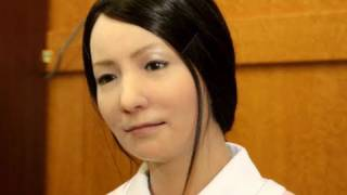 This Humanlike Robot Is Super Scary