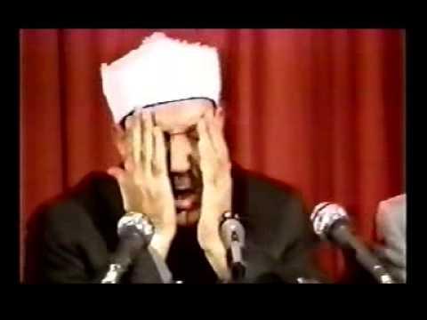 ক্বারী আবদুল বাসিত এর সুরেলা কন্ঠের কোরআন তেলাওয়াত