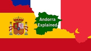 Andorra is a Co-Principality on the border of France and Spain. That means Andorra is ruled by two different Princes. The princes...