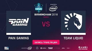 paiN vs Liquid, ESL One Birmingham, game 3 [Maelstorm, 4ce]