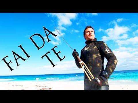 Fucile da Pesca 1.0 Fai da Te