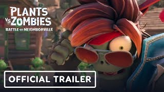 Plants vs. Zombies: Battle for Neighborville - Official Launch Trailer by GameTrailers