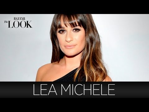 Lea Michele - Glee's Lea Michele talks with THE LOOK's host Laura Brown about her personal style! How does it change when she's in Los Angeles or her hometown of New York ...