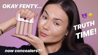 FENTY BEAUTY CONCEALER REVIEW & WEAR TEST | Maryam Maquillage