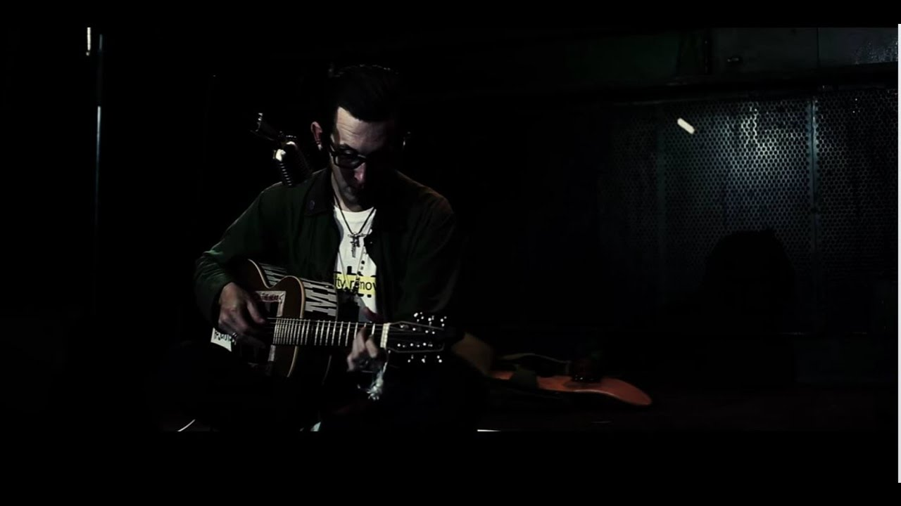 Micah P. Hinson, 'The day The volume won' en directo