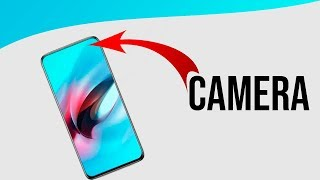 Camera Under Display! The Future 🔥🔥🔥
