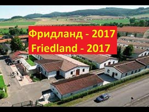 Фридланд 2018 что нового