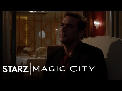 Magic City 1.06 Clip 'Hospitality'