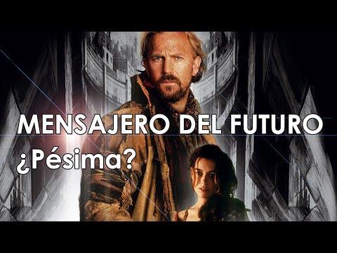 """Mensajero del futuro"" de Kevin Costner... ¿Pésima?"