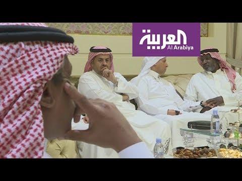 العرب اليوم - شاهد : احتفاء سعودي باستلام ماجد عبدالله إدارة المنتخب