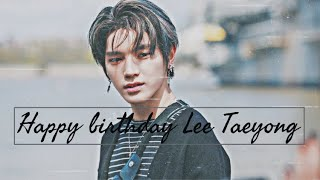 Fanmade video for Lee Taeyong, born on July, 1st 1995 ♡ Happy Birthday to this beautiful angel ♡ He deserves all the love out...