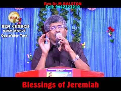 Blessings Of Jeramiah Part 2