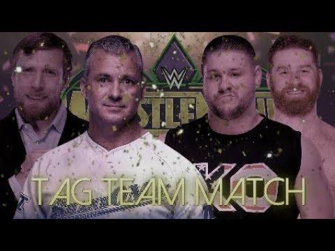 Video Daniel Bryan & Shane McMahon vs Kevin Owens & Sami Zayn Wrestlemania 34 Promo download in MP3, 3GP, MP4, WEBM, AVI, FLV January 2017