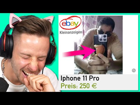 HALO was LETZTE PRAIS? - eBay Kleinanzeigen Fails