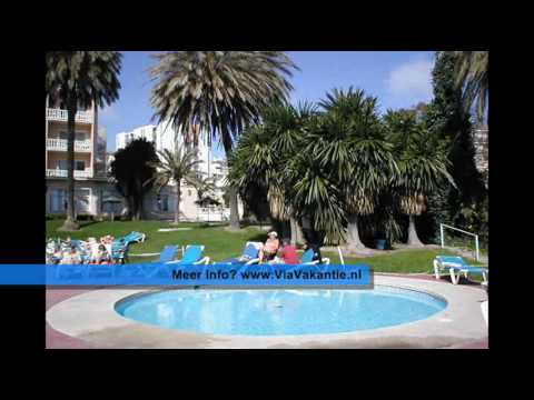 Hotel Siroco Benalmádena in Spanje