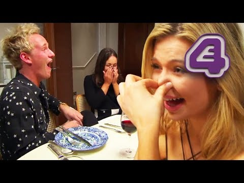 Made In Chelsea Stars Lose It Over Farting!! | Made in Chelsea Does Come Dine with Me