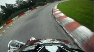 6. Husqvarna SMR 511 Crash at Francorchamps circuit HD supermoto