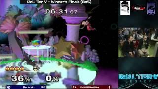 Roll Tier V – Darkrain vs. PL MVG | Mew2King – Melee Grand Finals on Poke Floats