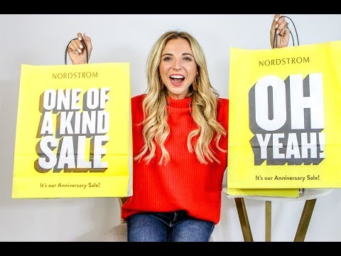 Nordstrom Anniversary Sale 2018 Try-On Haul + $500 Giveaway