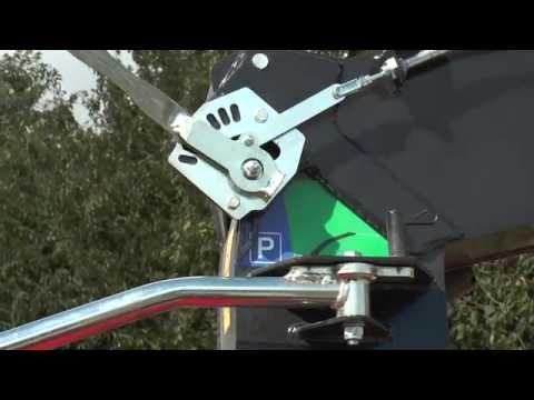 TP VARIO SPOUT - hydr. nastavení komína