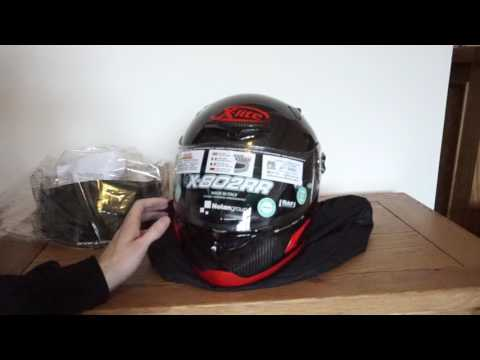 X lite 802rr Chaz Davies and Ultra Carbon unboxing