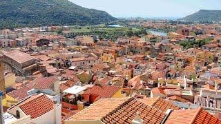 Bosa uno de los pueblos más bellos de Italia en Cerdeña
