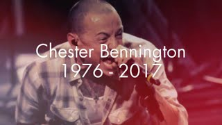 Linkin Park leadsinger, Chester Bennington sadly died by suicide. He overcame a troubled childhood to top the charts with an ...